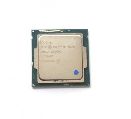 Intel Core i5-4570T 3,60Ghz használt processzor CPU 35W TDP LGA1150 4Mb cache 4. gen. SR1CA