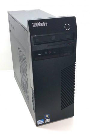 Lenovo ThinkCentre M71e használt számítógép i5-2500 3,7Ghz 8Gb DDR3 320Gb HDD + AMD HD 5750 1Gb GDDR5
