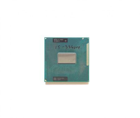 Intel Core i5-3340M használt laptop CPU processzor 3,40Ghz G2 3. gen. 3Mb Cache SR0XA