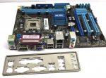 Asus P5G41T-M LX2 LGA775 használt alaplap DDR3 PCI-e Integrált VGA G41