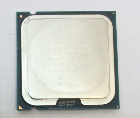 Intel Core 2 Duo E4600 2,40Ghz kétmagos Processzor CPU LGA775 800Mhz FSB 2Mb L2 SLA94