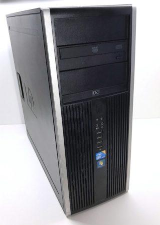 HP 8100 Elite i7 számítógép i7-860 4x3,46Ghz 8Gb DDR3 120Gb SSD + 500Gb HDD
