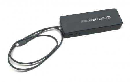HP USB-C Universal Dock docking station HSA-B005DS dokkoló port replikátor