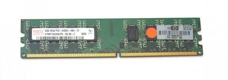 2Gb DDR2 800Mhz memória Ram PC2-6400 Full kompatibilitás