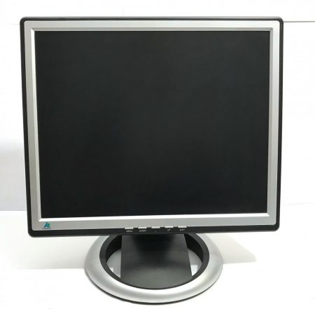 "Albacomp H782B 17"" használt LCD monitor 1280x1024"