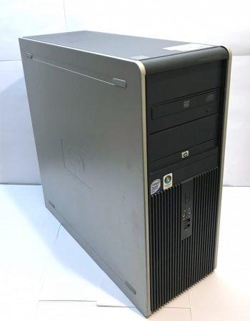 HP dc7800 használt számítógép Core 2 Quad Q9300 2,50Ghz 4Gb DDR2 250Gb HDD