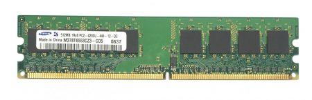 512Mb DDR2 533Mhz memória Ram PC2-4200 Full kompatibilitás