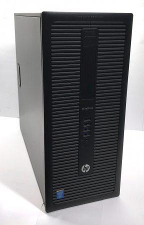 Hp EliteDesk 800 G1 számítógép Intel Core i5-4570 3,60Ghz 8Gb DDR3 120Gb SSD 500Gb HDD