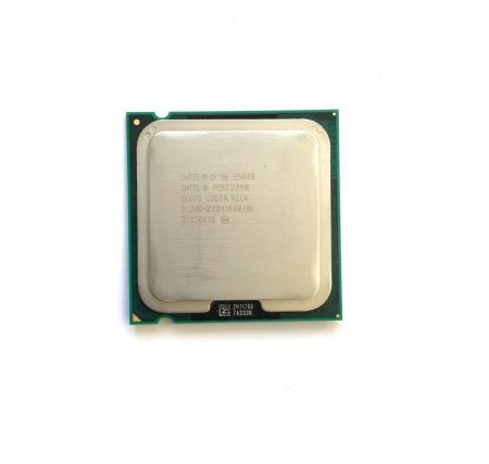 Intel Pentium Dual-Core E5800 3,20Ghz használt processzor CPU LGA775 800Mhz FSB 2Mb Cache SLGTG