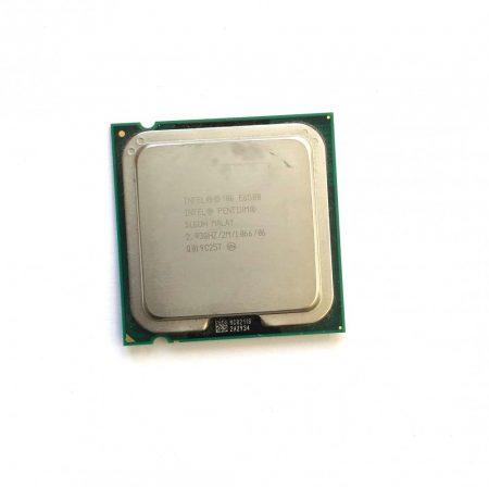 Intel Pentium Dual-Core E6500 2,93Ghz használt processzor CPU LGA775 1066Mhz FSB 2Mb Cache SLGUH
