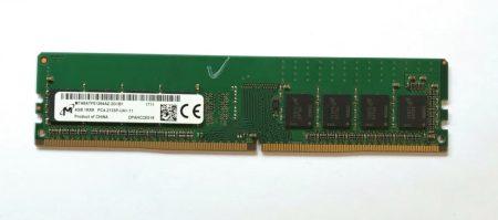 4Gb DDR4 2133Mhz használt PC memória RAM PC4-17000 1.2V asztali számítógépbe
