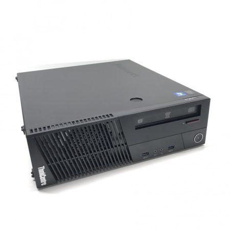 Lenovo ThinkCentre M83 SFF használt számítógép i5-4670s 3,80Ghz 8Gb DDR3 240Gb SSD