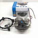 Zalman CNPS80F LGA775 LGA1156 LGA1155 LGA1150 LGA1151 Ultra Quiet CPU használt hűtőventillátor