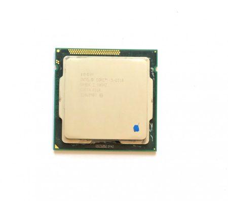 Intel Core i5-2310 3,20Ghz használt Quad processzor CPU LGA1155 6Mb cache 2. gen. SR02K