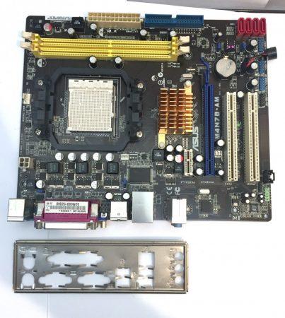 Asus M4N78-AM AMD AM2+ AM2 használt alaplap DDR2