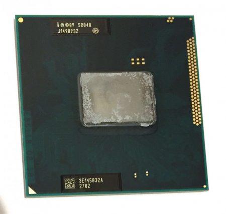 Intel Core i5-2520M laptop CPU processzor 3,20Ghz G2 2. generáció SR048