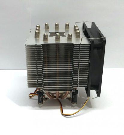 Scythe Ninja 2 hőcsöves réz ultra csendes LGA775 processzor CPU hűtő SCNJ-2000