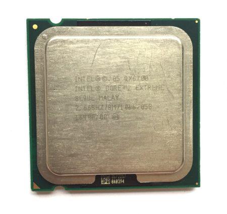 Intel Core 2 Quad Extreme QX6700 használt processzor