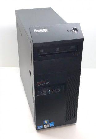 Lenovo ThinkCentre M81 használt számítógép i5-2500 3,7Ghz 8Gb DDR3 120Gb SSD