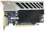 Gigabyte AMD Radeon HD 4550 512MB DDR3 PCI-E 64 bit HDMI használt videokártya