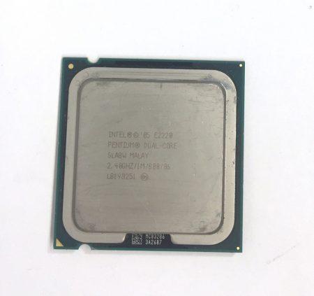 Intel Pentium Dual-Core E2220 2,40Ghz használt processzor CPU LGA775 800Mhz FSB 1Mb Cache SLA8W