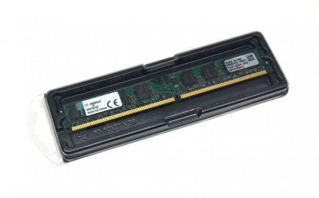 Kingston 2Gb DDR2 800Mhz PC számítógép memória Ram KTD-DM8400C6/2G PC2-6400