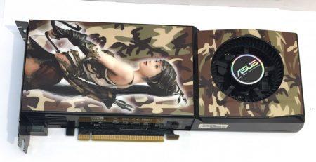 AsusGeForce GTX 260 896Mb 448bit GDDR3 PCI-e használt videokártya