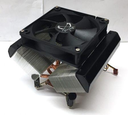 Scythe Kama Cross hőcsöves réz LGA775 processzor CPU hűtő