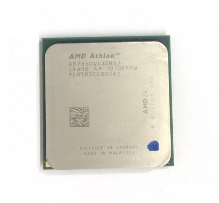 AMD Athlon X2 7550 2,5GHz AM2+ AM2 Processzor CPU AD7550WCJ2BGH