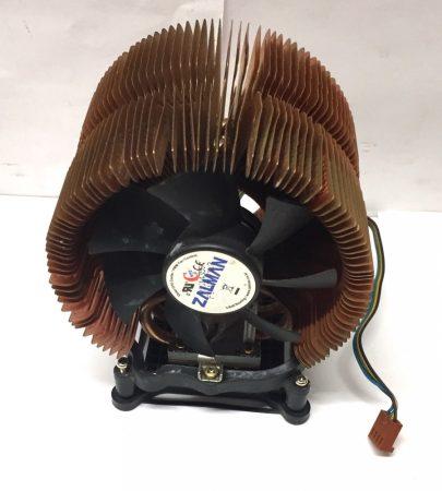 Zalman CNPS9500 AT Ultra csendes 2-ball bearing réz hőcsöves LGA775 processzor CPU hűtő