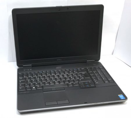 "Dell Latitude E6540 használt laptop 15,6"" FULL HD i7-4800MQ 3,70Ghz 16Gb 240Gb SSD HD8790M 2Gb videokártya"