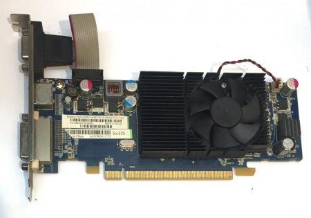 Sapphire HD 4650 512Mb 64 bit HDMI használt videokártya