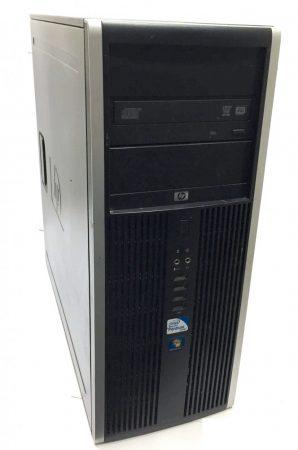 HP 8000 Elite 4 magos számítógép Core 2 Quad Q9400 4x2,66Ghz 4Gb DDR3 500Gb