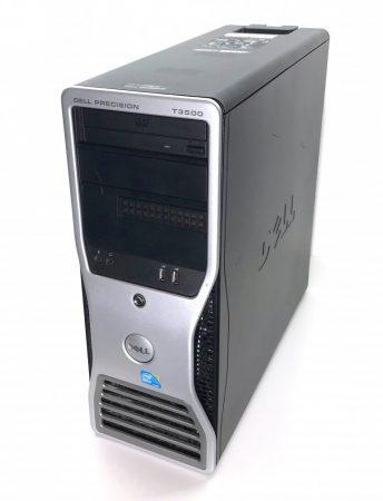 Dell T3500 használt GAMING PC számítógép Xeon E5649 Hexa Core 2,93Ghz 12Gb DDR3 500Gb HDD + AMD RX 570 4Gb GDDR5 256bit videokártya