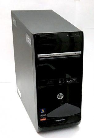 HP Pavilion P6 használt számítógép AMD A4-3420 2,8Ghz 4Gb DDR3 250Gb HDD
