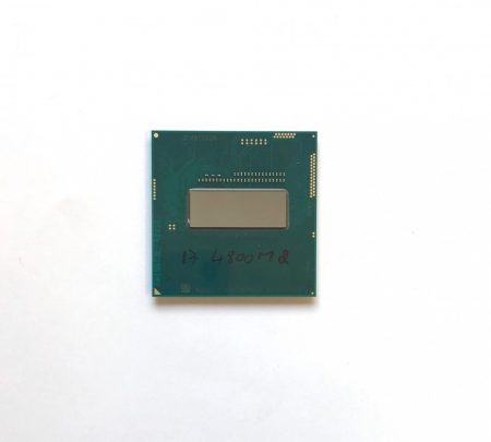 Intel Core i7-4800MQ használt Quad laptop CPU processzor 3,7Ghz G3 4. gen. 6Mb cache SR15L
