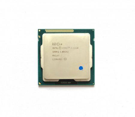 Intel Core i5-3330 3,20Ghz használt Quad processzor CPU LGA1155 6Mb cache 3. gen SR0RQ