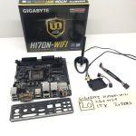 Gigabyte GA-H170N-WIFI Mini-ITX LGA1151 használt alaplap H170 6-7. generáció