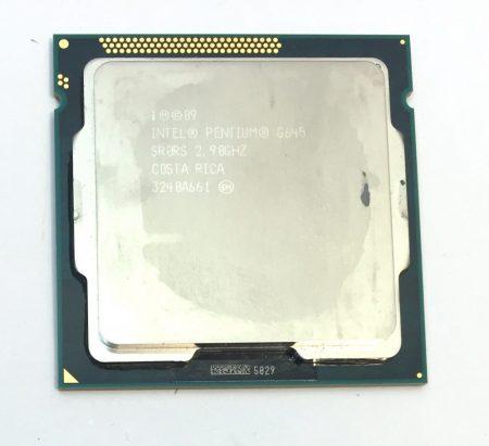Intel Pentium G645 2,90Ghz 2 magos Processzor CPU LGA1155 3Mb cache 2. gen. SR0RS