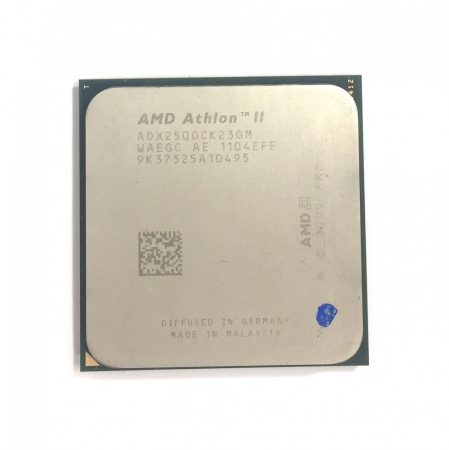 AMD Athlon II X2 250 3GHz AM2+ AM3 Processzor CPU ADX250OCK23GM
