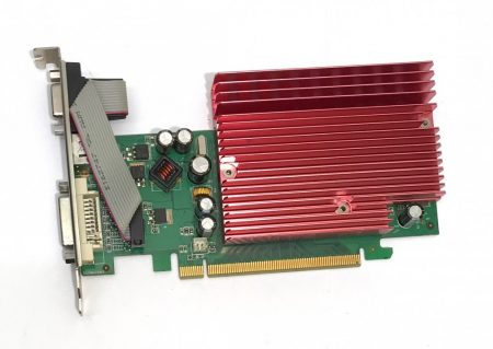 nVIDIA GeForce 8400GS 256MB64bit használt videokártya