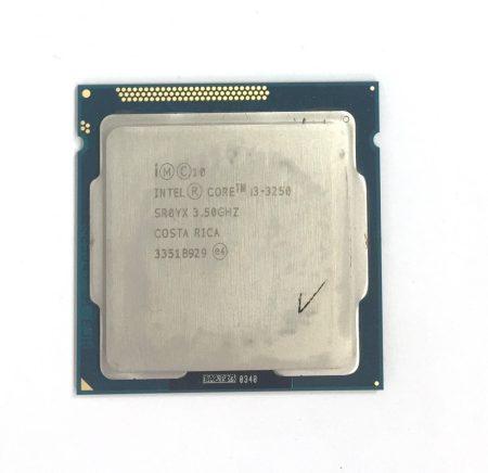 Intel Core i3-3250 3,50Ghz 2 magos Processzor CPU LGA1155 3Mb 3. gen. SR0YX