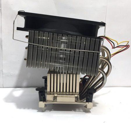 Scythe 6 hőcsöves LGA775 processzor CPU hűtő 12cm vetillátor