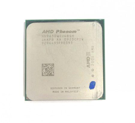 AMD Phenom X4 9650 2,6GHz AM2+ AM2 Processzor CPU HD9650WCJ4BGH
