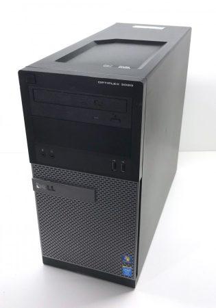 Dell Optiplex 3020 használt számítógép i5-4570 3,60Ghz 8Gb DDR3 240Gb SSD