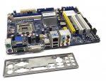 Foxconn G41MX 2.0 LGA775 használt alaplap Intel G41 DDR2 integrált videokártya