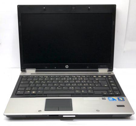 """HP EliteBook 8440p 14"""" használt laptop Intel Core i5-520M 2,93Ghz 4Gb DDR3 320Gb"""