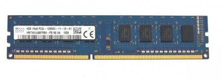 4Gb DDR3L 1600Mhz memória RAM PC3L-12800 1.35V asztali számítógépbe