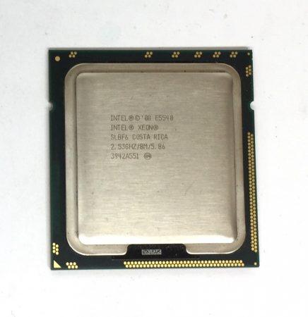 Intel Xeon E5540 Quad Core 2,53Ghz Processzor CPU LGA1366 SLBF6