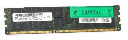16Gb Micron PC3-12800R REG ECC CL11 MT36JSF2G72PZ-1G6D1FF DDR3 1600Mhz memória RAM 1.5V RDIMM
